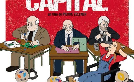 """Affiche du film """"Basta Capital"""""""