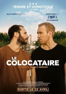 """Affiche du film """"Le colocataire"""""""
