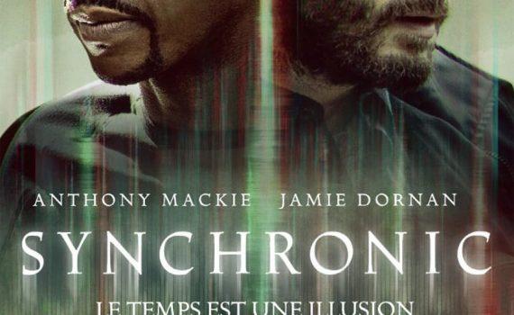 "Affiche du film ""Synchronic"""