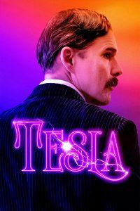 """Affiche du film """"Tesla"""""""