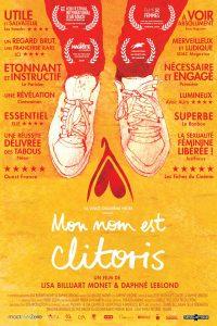 """Affiche du film """"Mon nom est clitoris"""""""