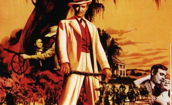 """Affiche du film """"L'esclave libre"""""""