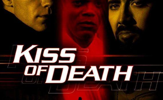 """Affiche du film """"Kiss of Death"""""""