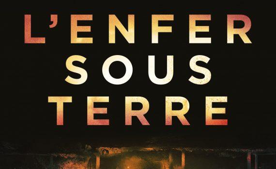 """Affiche du film """"L'Enfer sous terre"""""""