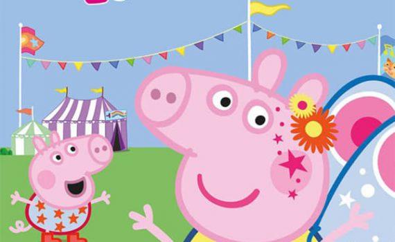 """Affiche du film """"Peppa Pig - Le Festival"""""""