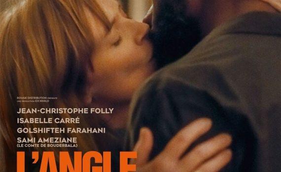 "Affiche du film ""L'Angle mort"""