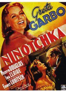 """Affiche du film """"Ninotchka"""""""