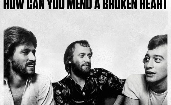 """Affiche du film """"The Bee Gees: How Can You Mend a Broken Heart"""""""