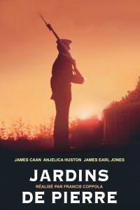 """Affiche du film """"Jardins de pierre"""""""