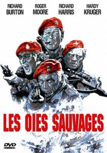 """Affiche du film """"Les Oies sauvages"""""""