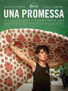 """Affiche du film """"Una Promessa"""""""