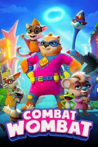 "Affiche du film ""Combat Wombat"""