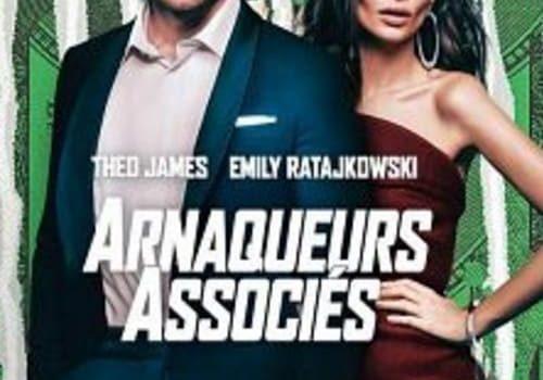 """Affiche du film """"Arnaqueurs associés"""""""