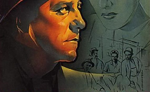 """Affiche du film """"Les bas-fonds"""""""