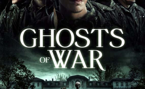 """Affiche du film """"Ghosts of War"""""""