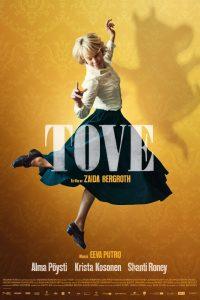 """Affiche du film """"Tove"""""""