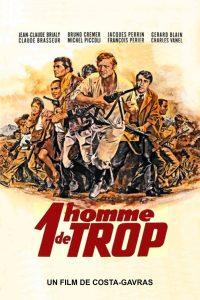 """Affiche du film """"Un Homme de trop"""""""