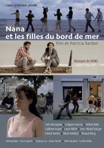"""Affiche du film """"Nana et les filles du bord de mer"""""""