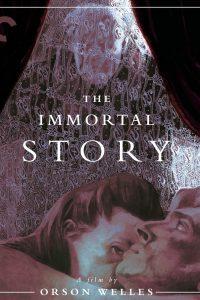 """Affiche du film """"Une histoire immortelle"""""""