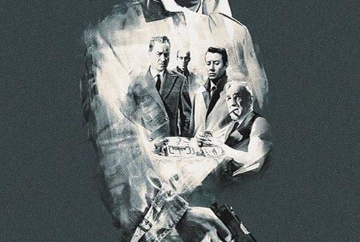 """Affiche du film """"Symphonie pour un massacre"""""""