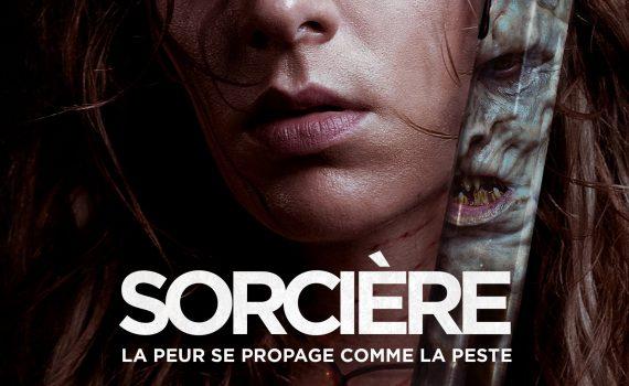 """Affiche du film """"Sorcière"""""""