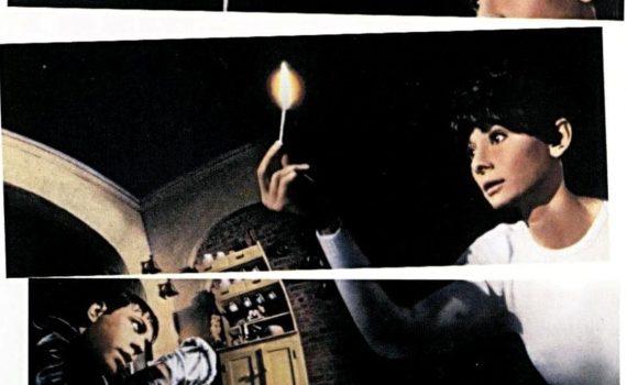 """Affiche du film """"Seule dans la nuit"""""""