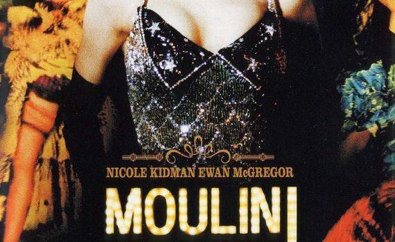 "Affiche du film ""Moulin Rouge !"""