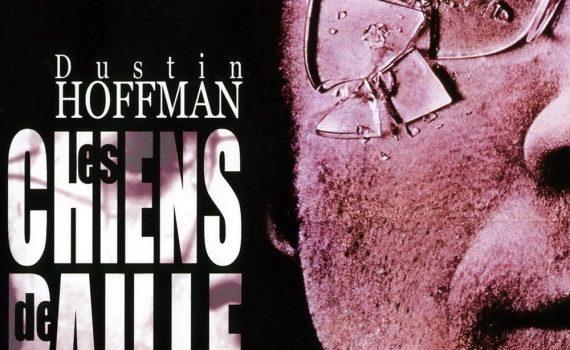 """Affiche du film """"Les Chiens de paille"""""""