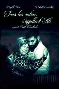 """Affiche du film """"Tous les autres s'appellent Ali"""""""