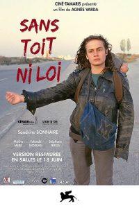 """Affiche du film """"Sans toit ni loi"""""""
