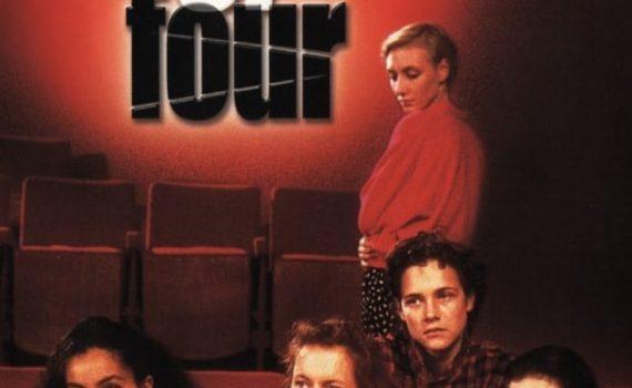 """Affiche du film """"La Bande des quatre"""""""