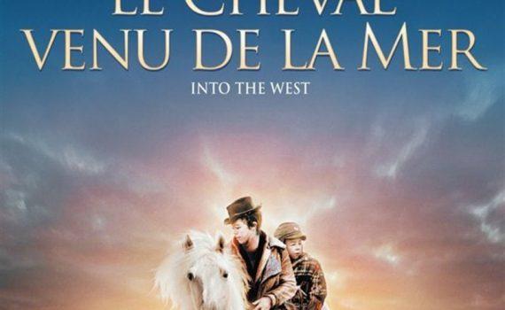 """Affiche du film """"Le Cheval venu de la mer"""""""