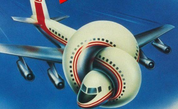 """Affiche du film """"Y a-t-il un pilote dans l'avion ?"""""""