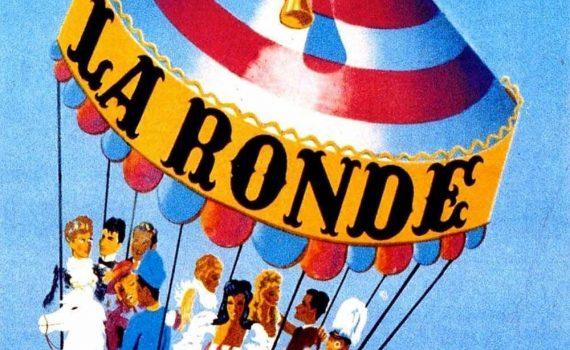 """Affiche du film """"La Ronde"""""""