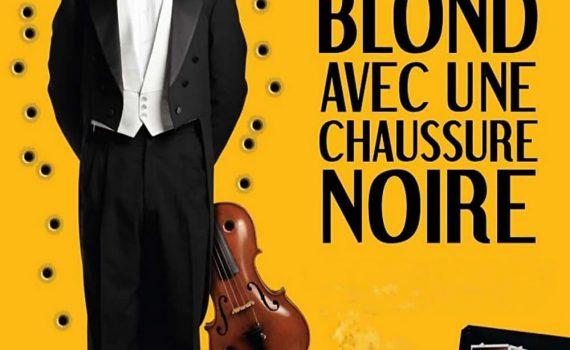 """Affiche du film """"Le Grand Blond avec une chaussure noire"""""""