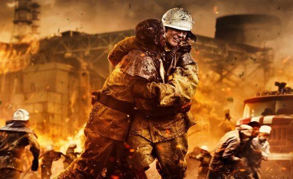 """Affiche du film """"Chernobyl : Under Fire"""""""