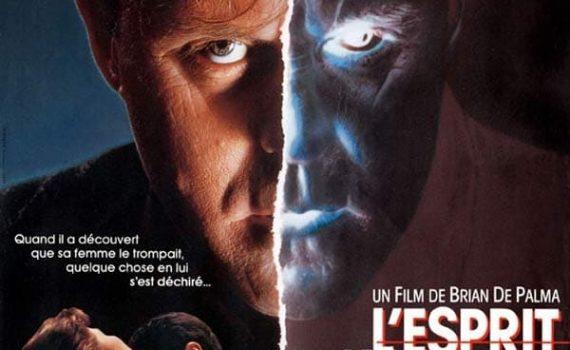 """Affiche du film """"L'Esprit de Caïn"""""""