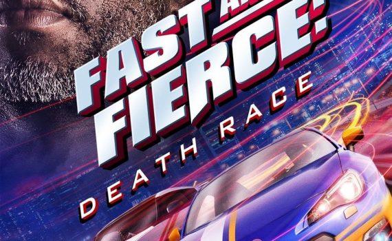 "Affiche du film ""Fast and Fierce: Death Race"""