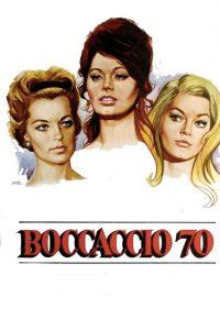"""Affiche du film """"Boccace 70"""""""