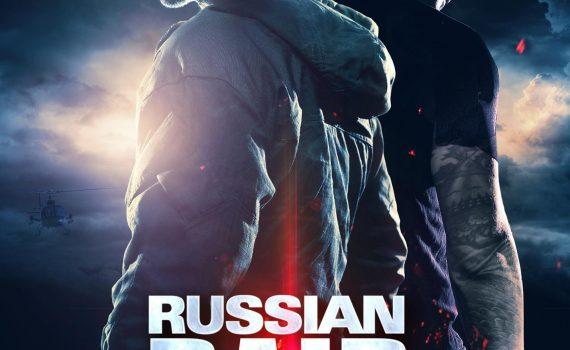 "Affiche du film ""Russian Raid"""