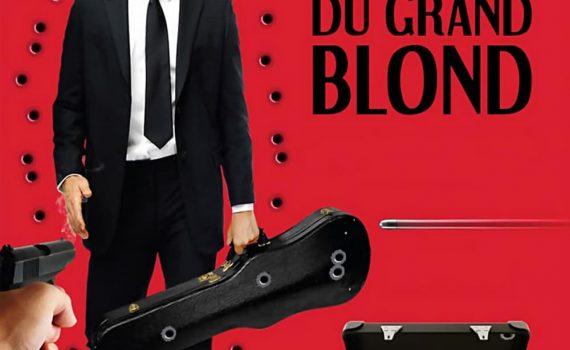 """Affiche du film """"Le Retour du grand blond"""""""