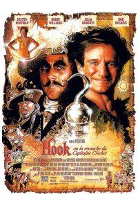 """Affiche du film """"Hook ou la Revanche du capitaine Crochet"""""""