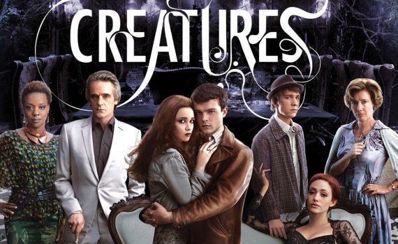 """Affiche du film """"Sublimes créatures"""""""