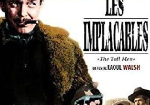 """Affiche du film """"Les implacables"""""""