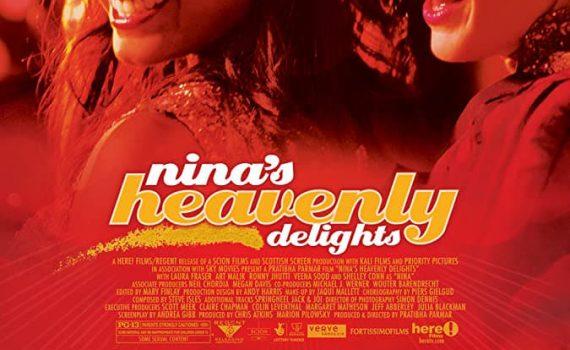 """Affiche du film """"Les délices de Nina"""""""