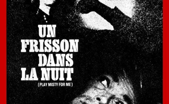"""Affiche du film """"Un frisson dans la nuit"""""""