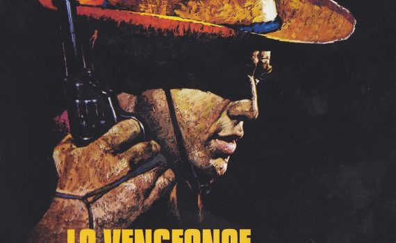 """Affiche du film """"La vengeance aux deux visages"""""""