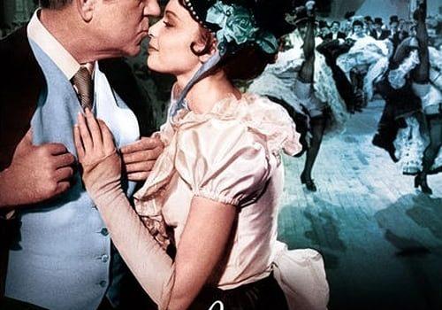 "Affiche du film ""French Cancan"""