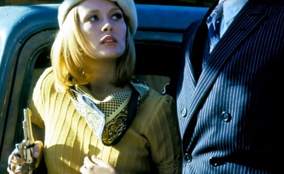 """Affiche du film """"Bonnie & Clyde"""""""