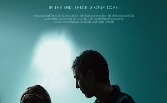 "Affiche du film ""Touching Infinity"""